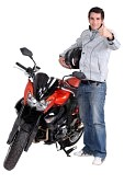 life assurance for motorcyclists photo